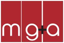 MG+A logo